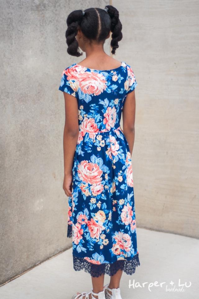Blog - Bluezette Tour - So Sew English Corrine Floral Fabric-0688