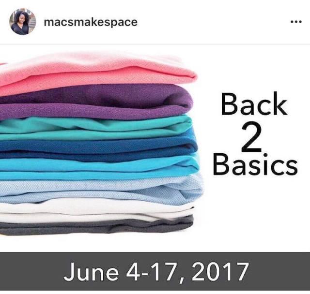 Back to Basics Header