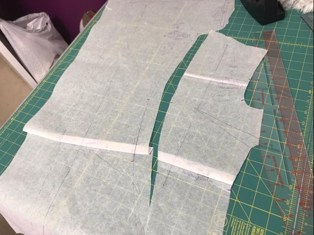 Adding Petite/Short Torso Adjustments to the Hvar Jacket